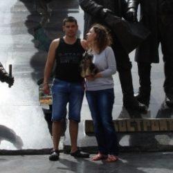 Пара из Тюмени. Ищем девушку для секса жмж